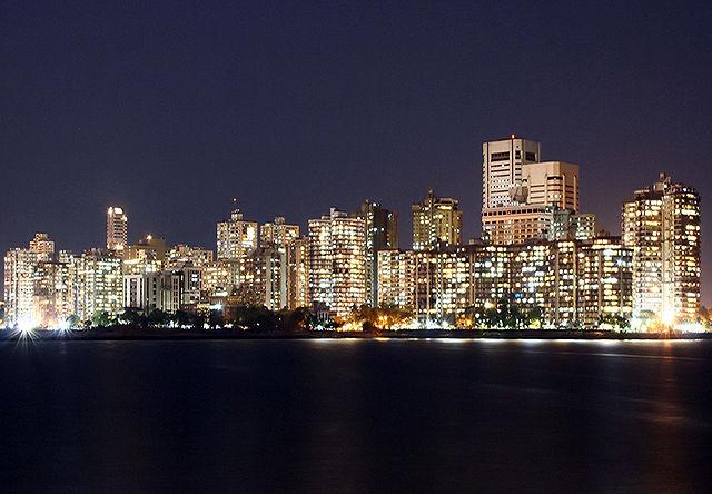 cidade mumbai