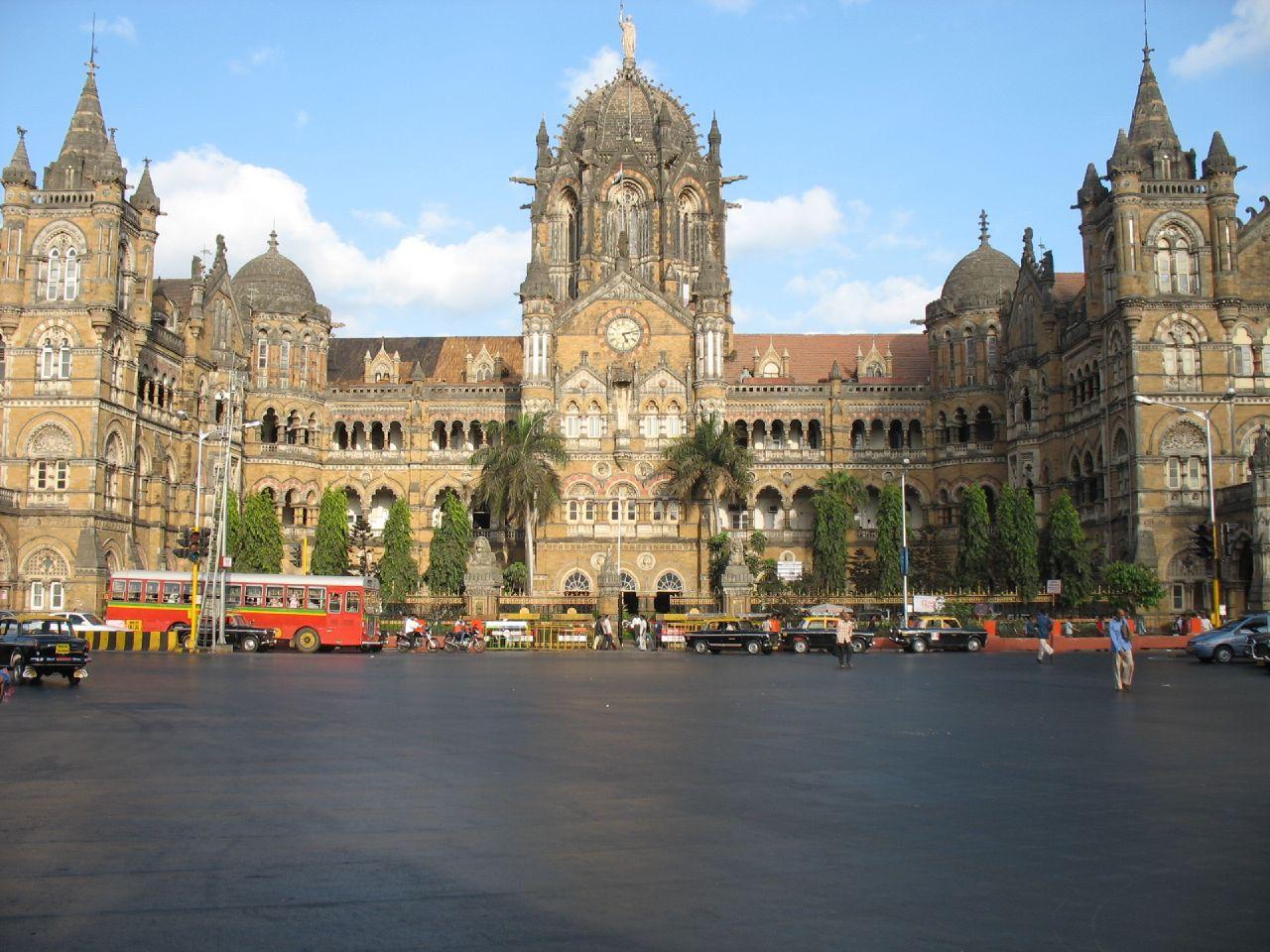 mumbai estação